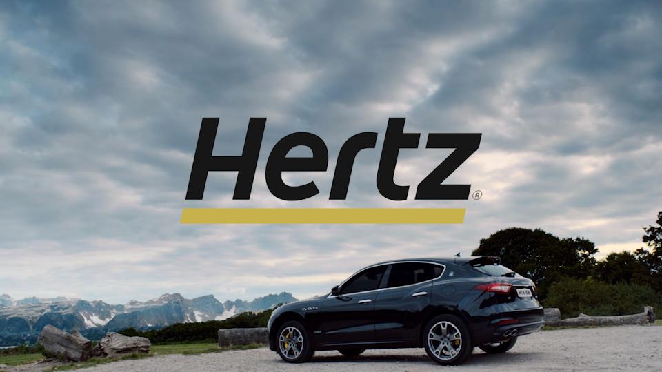 Comp & VFX - Hertz - Maserati