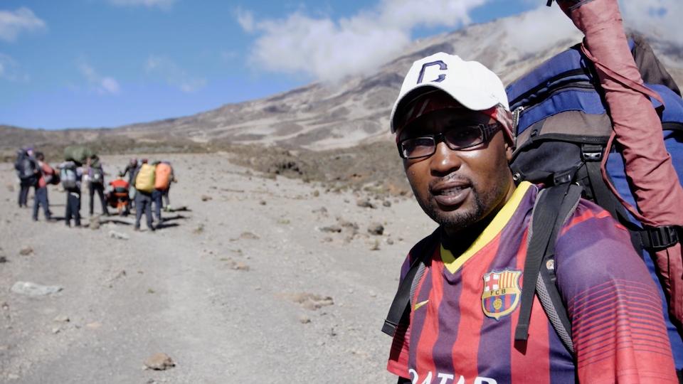 Mountain Wheels - Climbing Kilimanjaro in a Wheelchair
