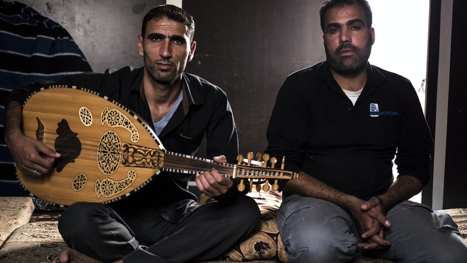 Songs from Zaatari: Refugee Music Project