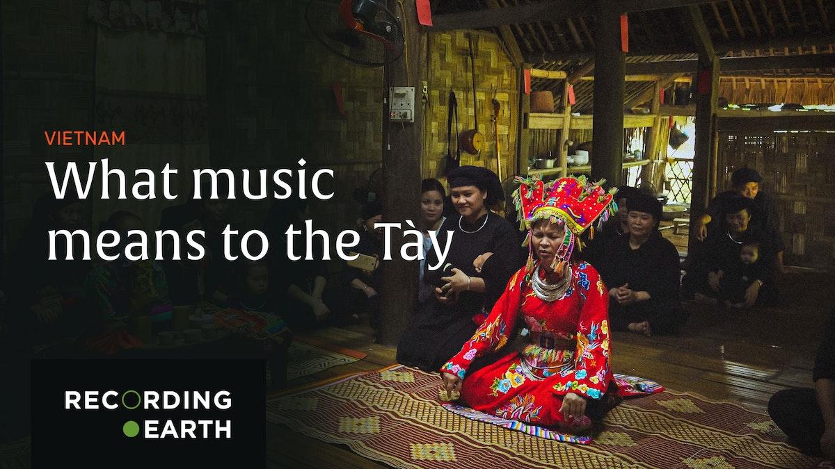 Wonderful village culture in Vietnam - Tày ethnic group