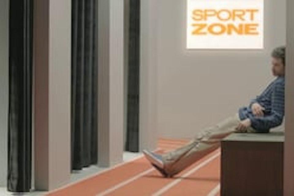 """SportZon """"Dressing Room She"""""""