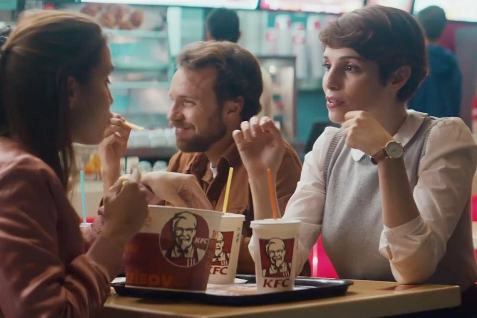 KFC - continente card