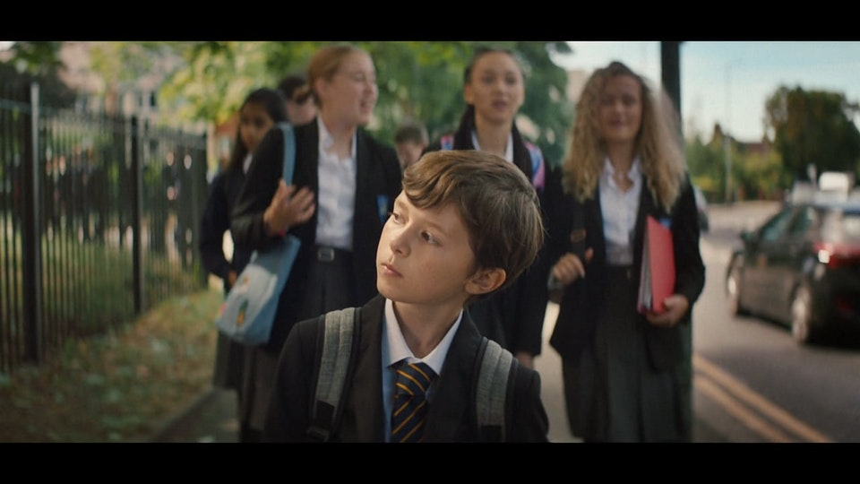 M&S 'BACK TO SCHOOL'