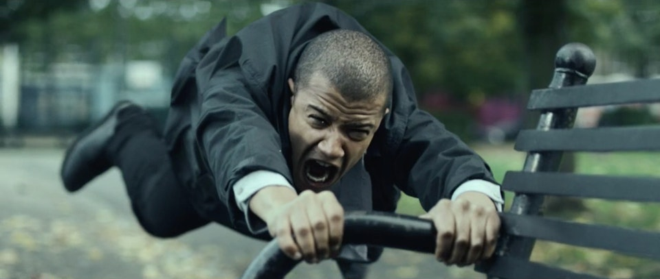RALEIGH RITCHIE 'STRONGER