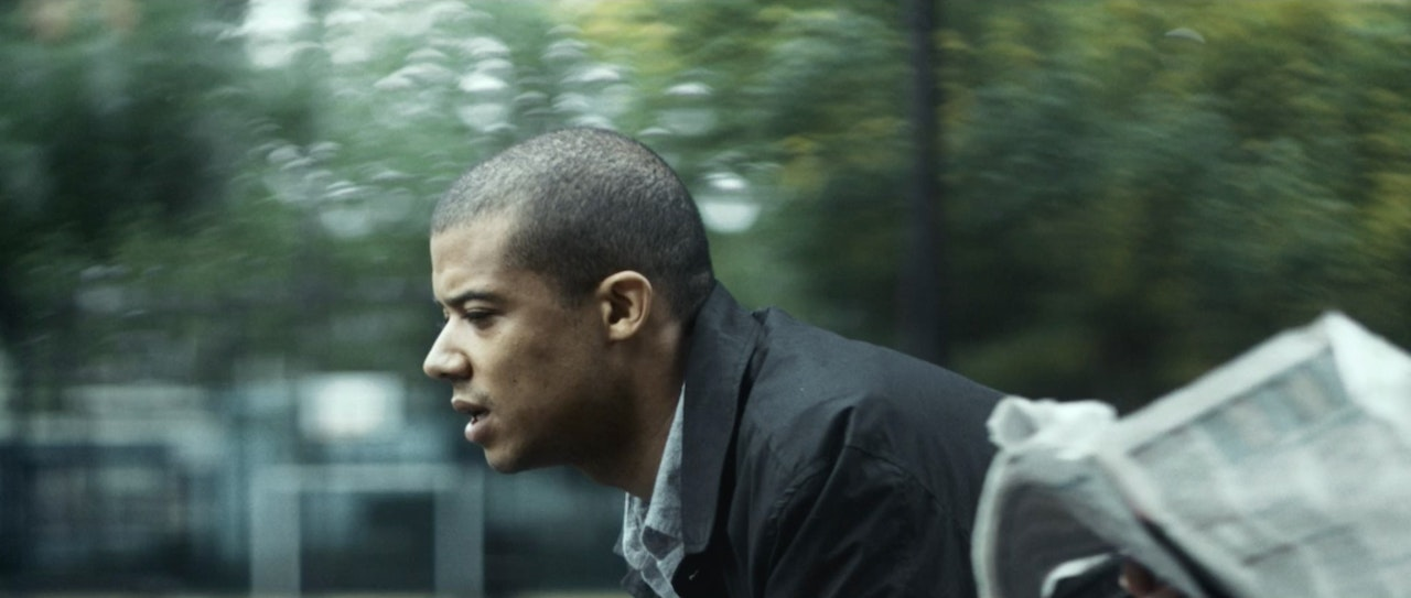 RALEIGH RITCHIE 'STRONGER -