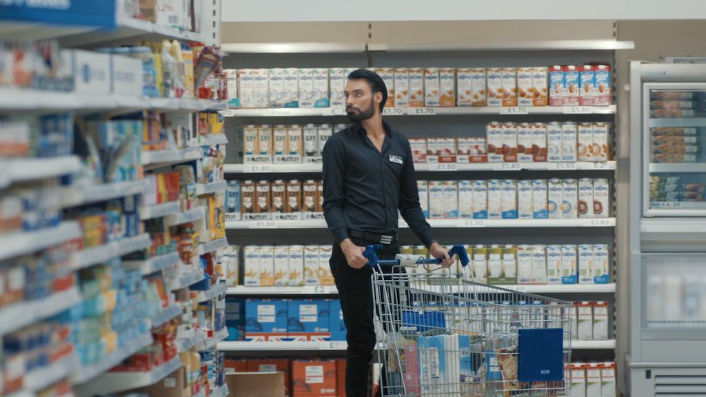 Tesco - Supermarket Sweep