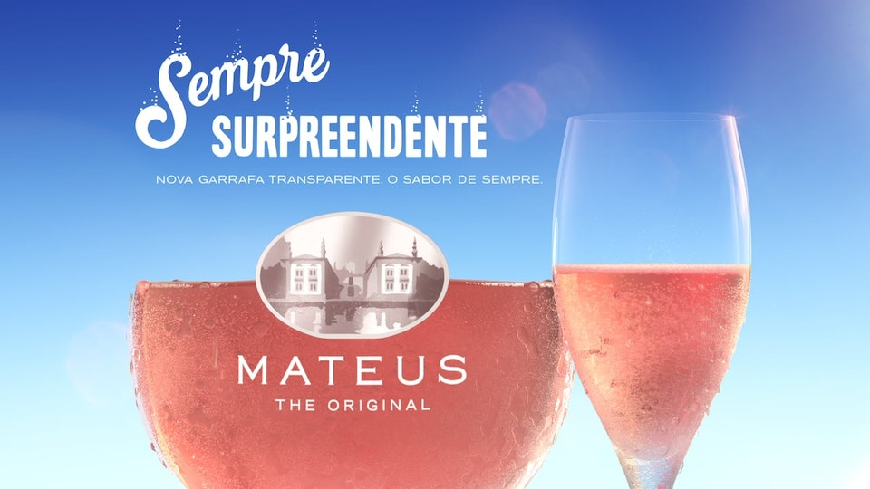 Mateus - 'Clear Glass' TVC