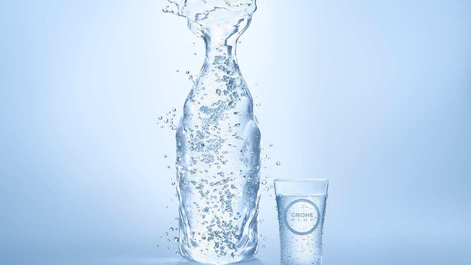 GROHE - Unbottled Water