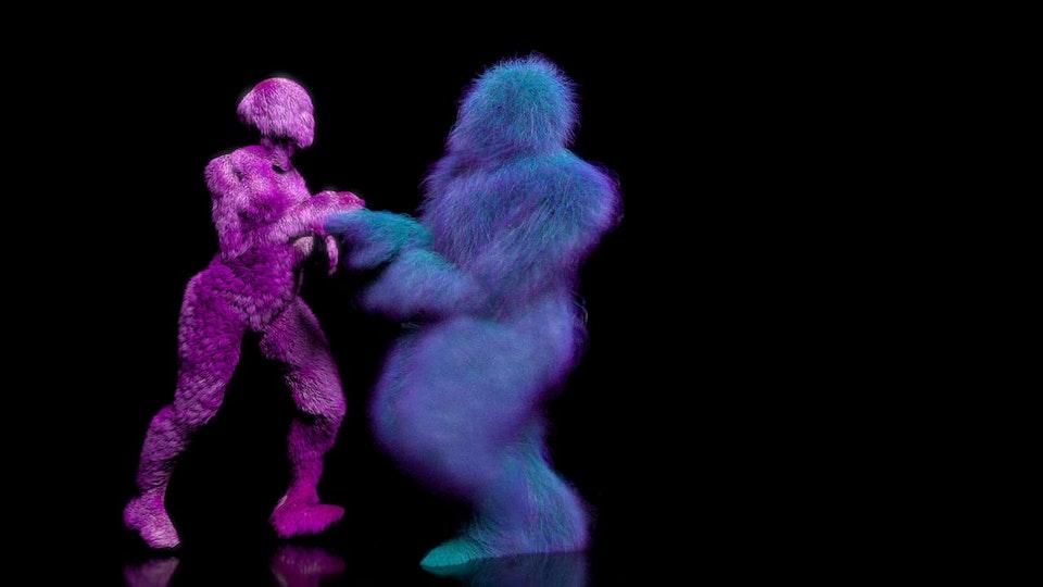 Furry Dancing