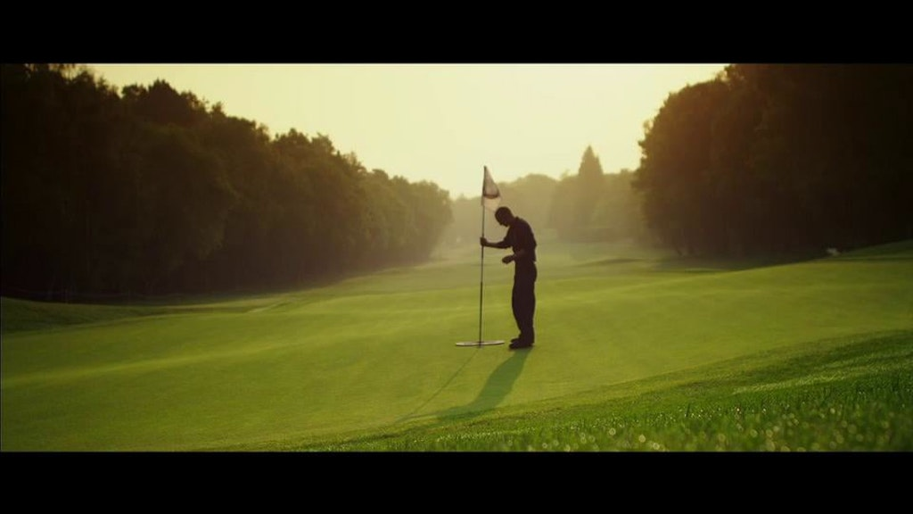 "European Golf Tour ""Every Shot Imaginable"""