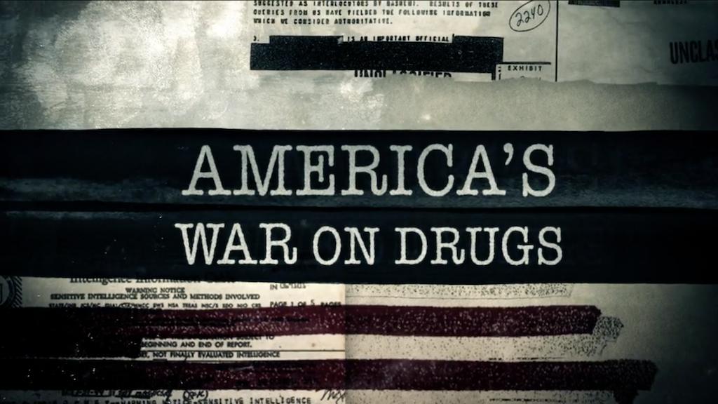 America's War on Drugs - Docco Drama