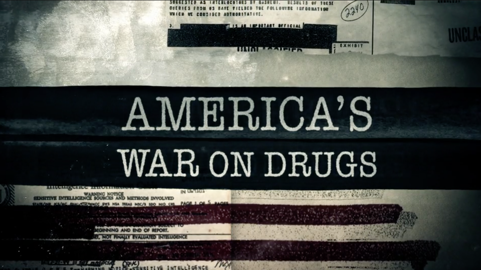 America's War on Drugs - Docco Drama