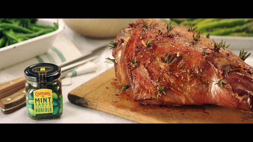 Colmans mint sauce - Lamb