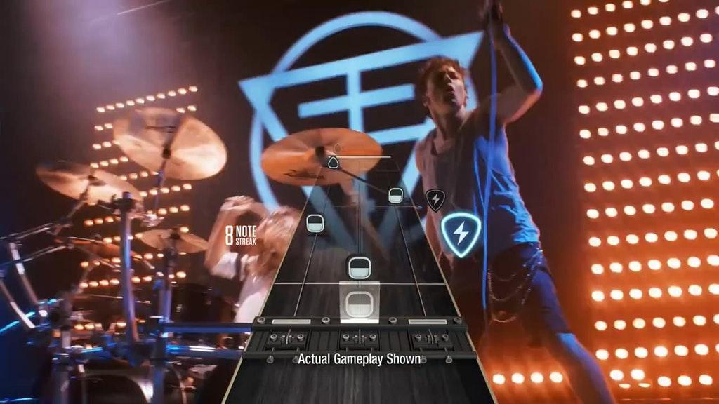 Official Guitar Hero® Computer Game