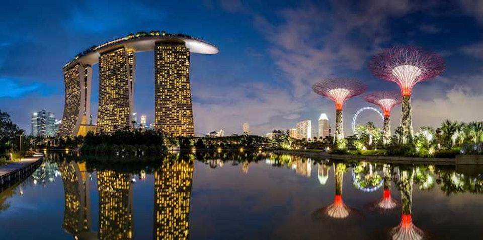 Singapore: City of the Future -