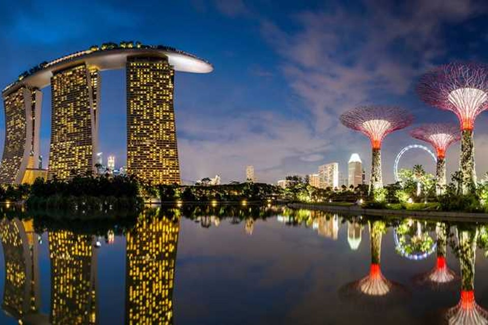 Singapore: City of the Future