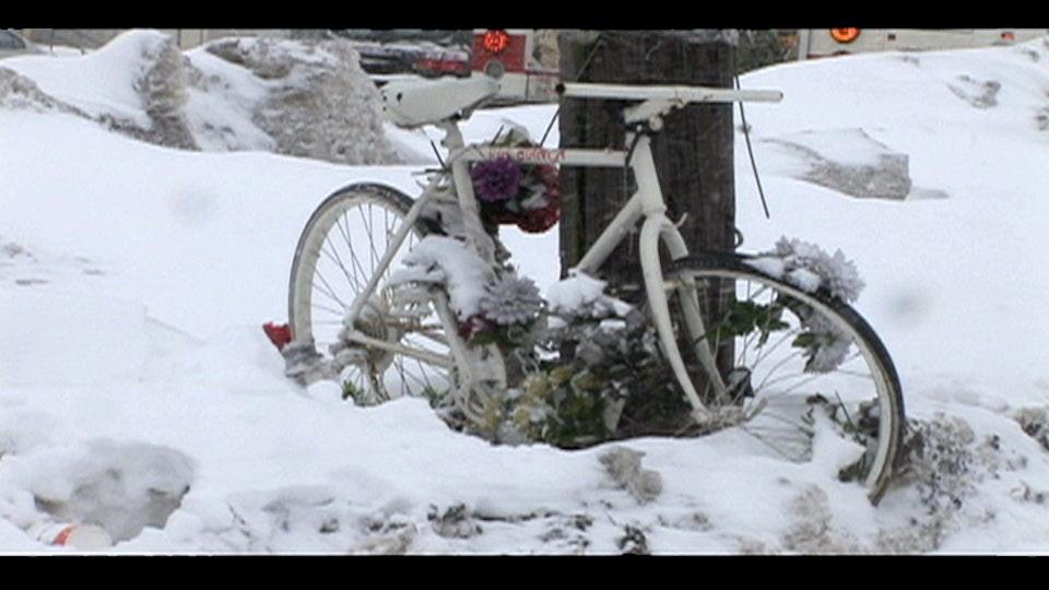 Ghost Bike -