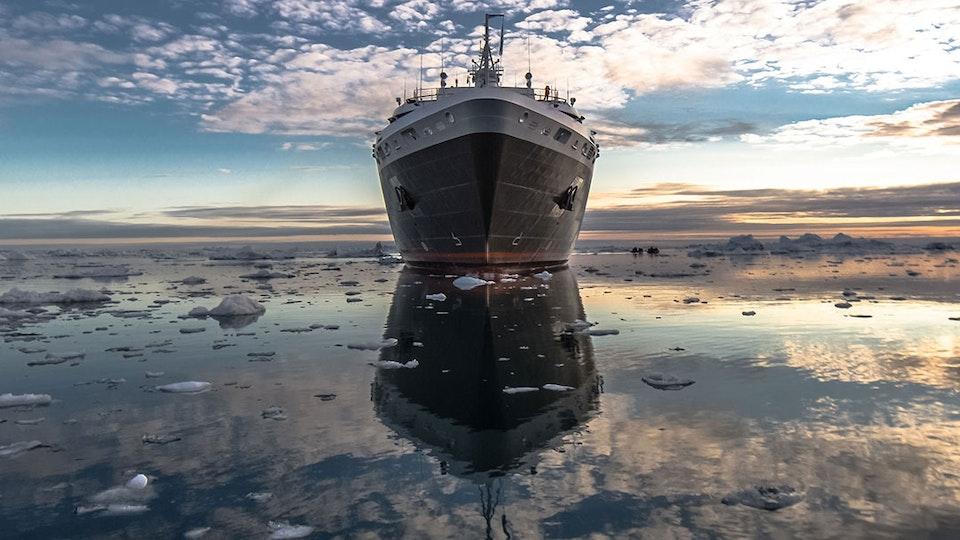 The Polar Sea -