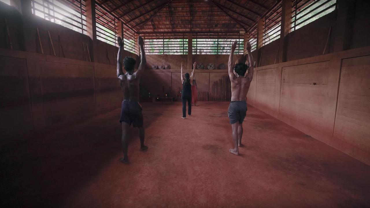 The First Martial Art: Kalaripayattu