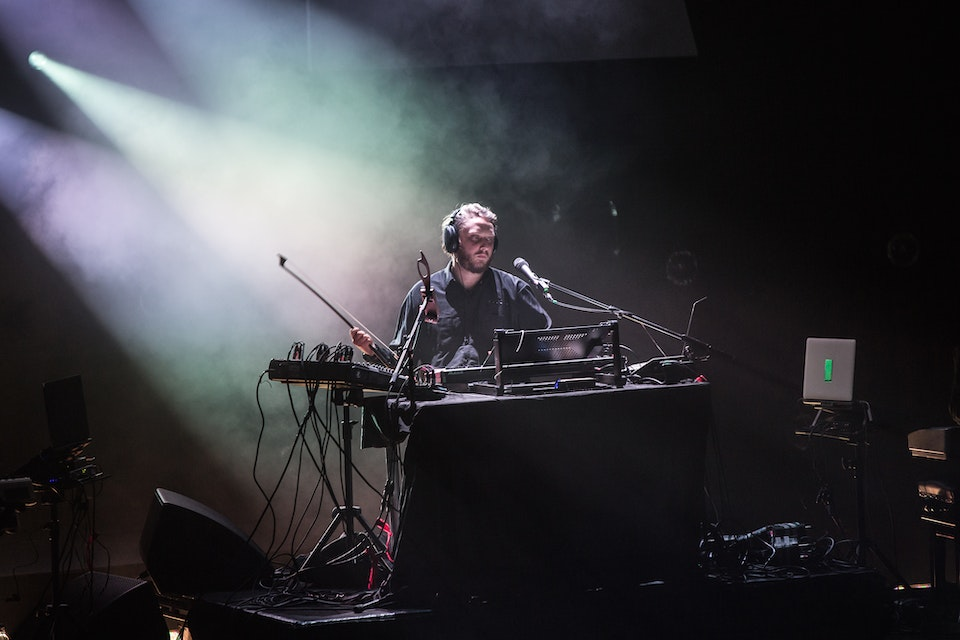 Oneohtrix Point Never - Barbican - Photo by Wunmi Onibudo