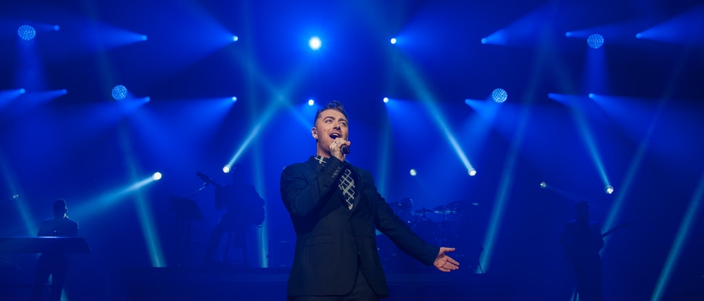 Sam Smith - Global Arena Tour