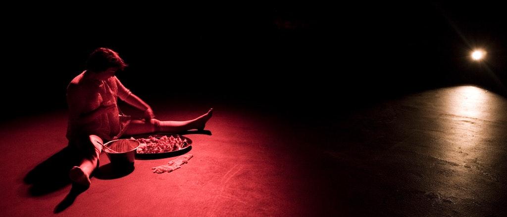Linder - 'The Darktown Cakewalk' - Theatre