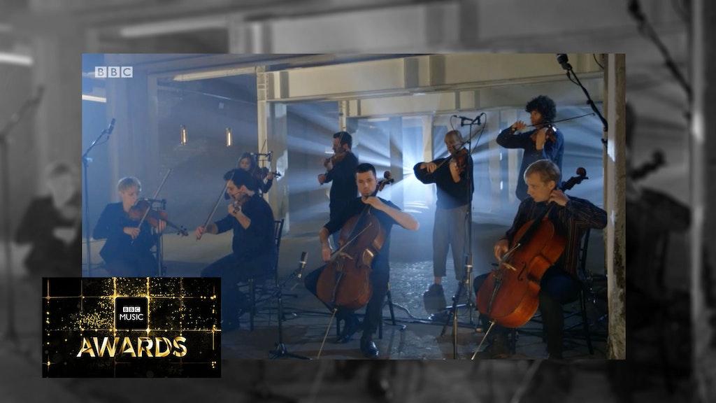Rag N Bone Man - BBC Music Awards