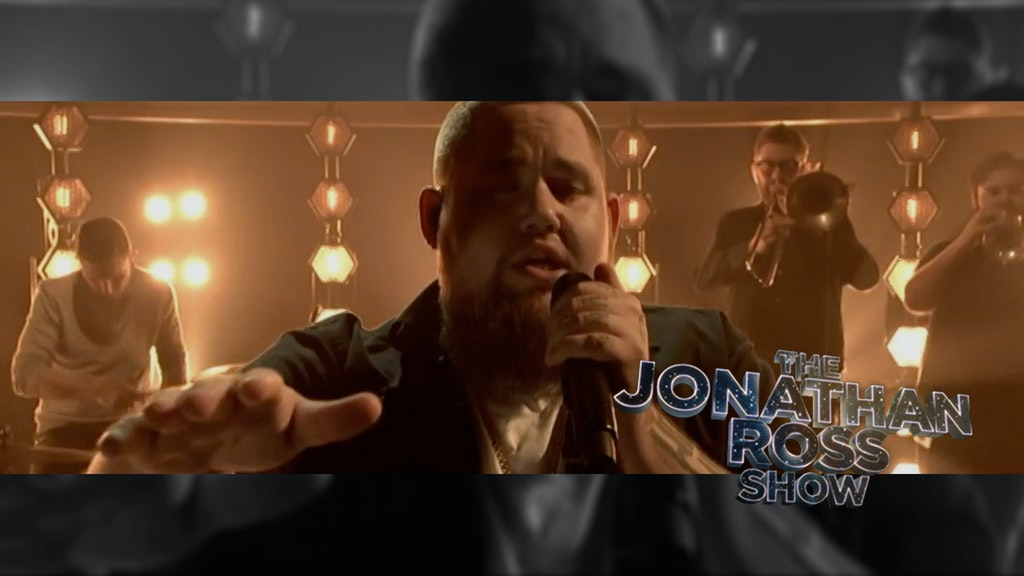 Rag N Bone Man - Jonathan Ross