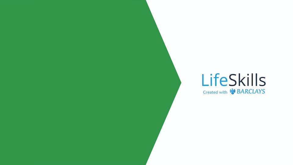 Barclays LifeSkills // Art Department Assistant