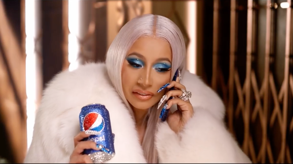 Pepsi (Cardi-B). Supply & Demand. JOSEPH KAHN - Pepsi (Cardi-B). Supply & Demand. JOSEPH KAHN