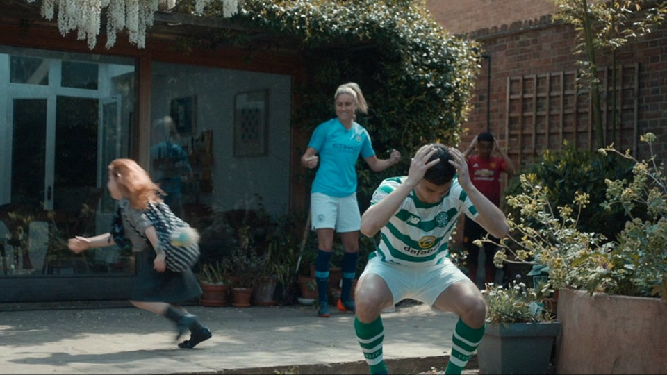 BT Sport. Sonny. Fredrik Bond. - BT Sport - Take Them All On by Fredrik Bond