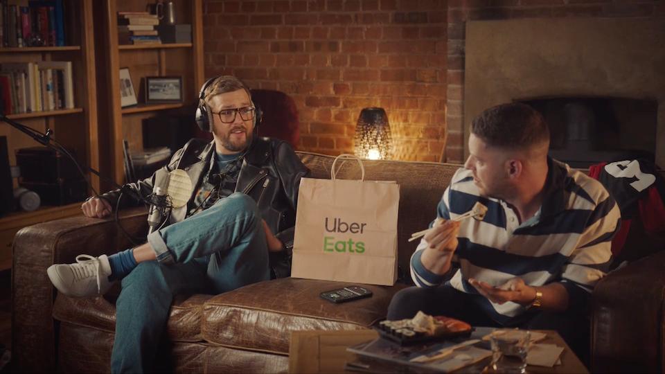 Uber Eats. Biscuit. CLAY WIENER - Uber Eats. Biscuit. CLAY WIENER