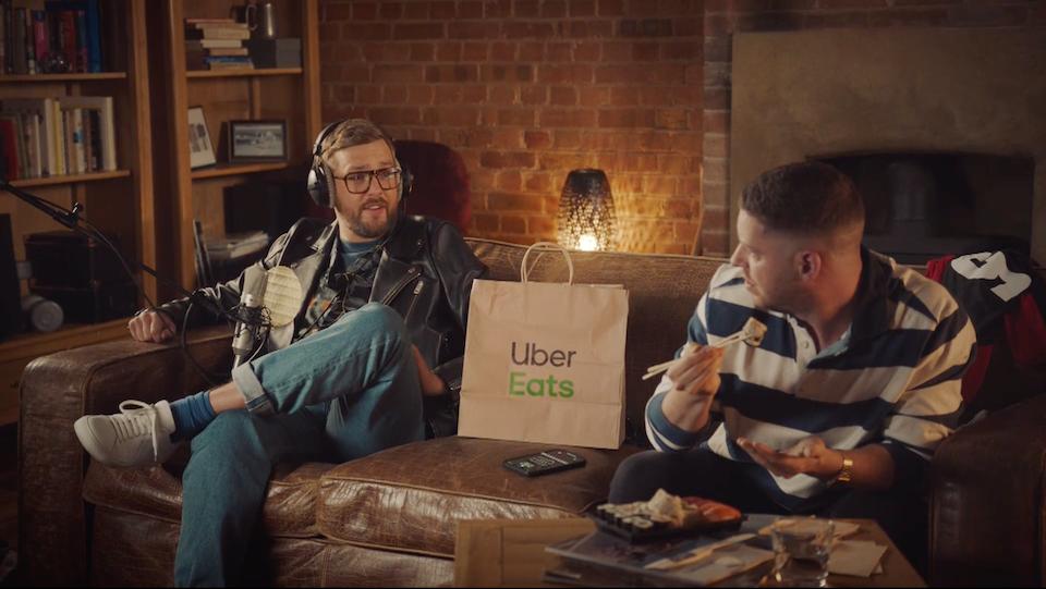 IRON AGE pictures - Uber Eats. Biscuit. CLAY WIENER
