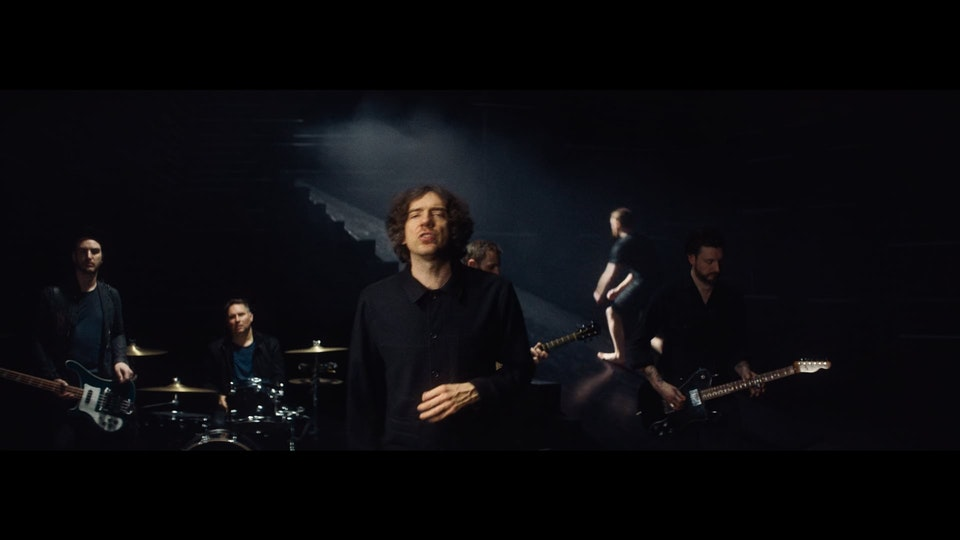 IRON AGE pictures - Snow Patrol - Don't Give In