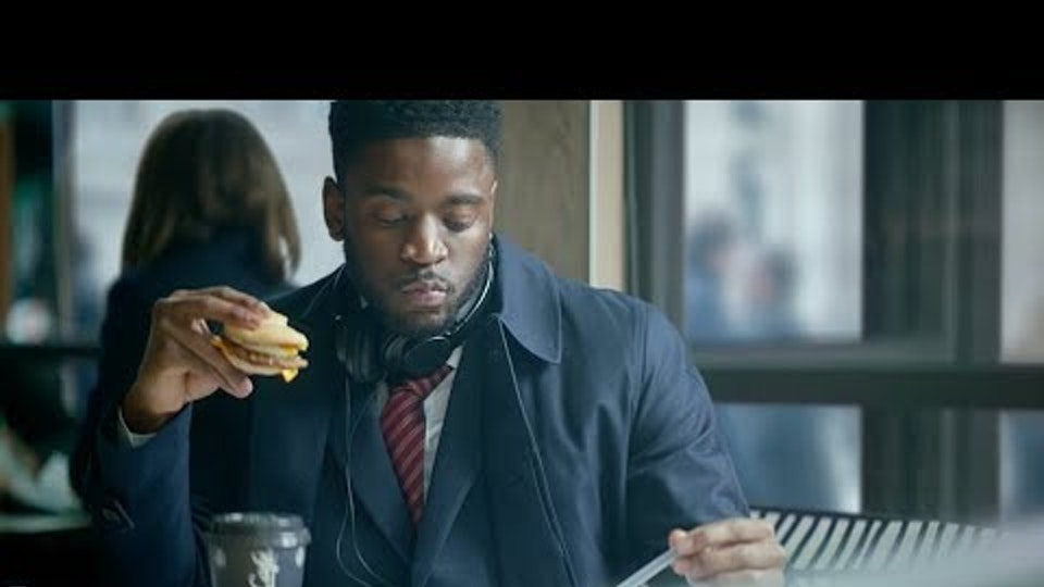 Mc Donald's. Somesuch & Co. NICK GORDON - Interview | Breakfast | TV | McDonald's UK