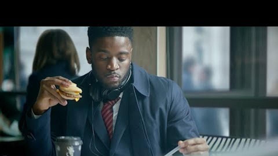 Mc Donald's. Somesuch & Co. NICK GORDON - Interview | Breakfast | TV | McDonald's UK