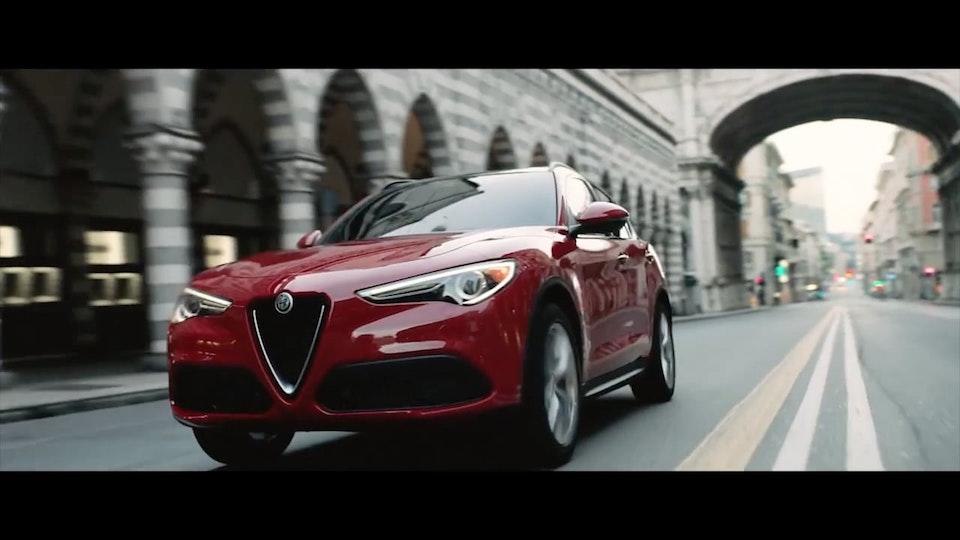 Alfa Romeo - Start Something (Music Agency: Electric Dreams)