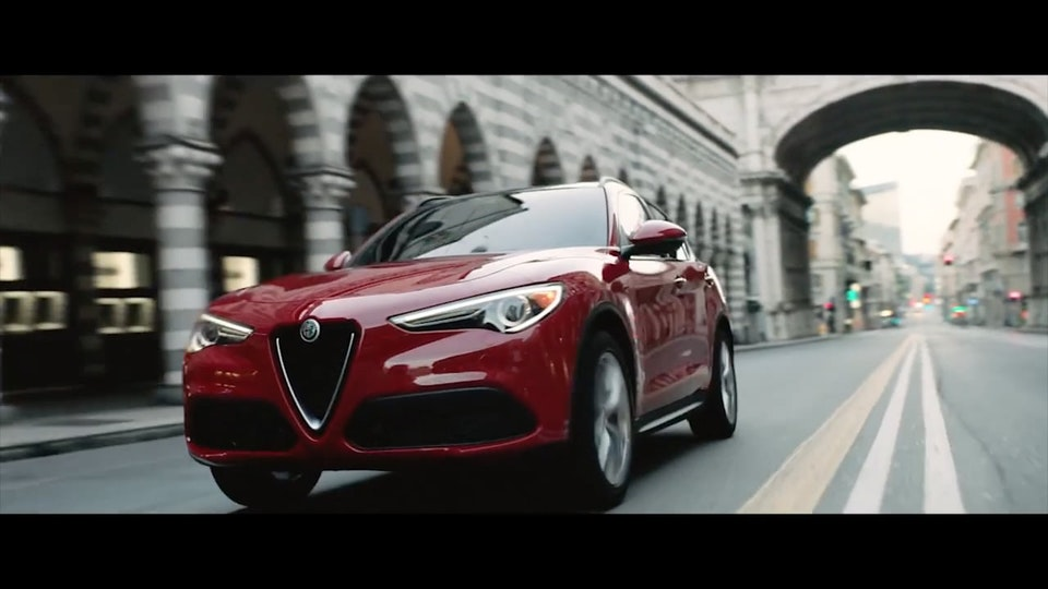 Alfa Romeo - Start Something (Music Agency: Electric Dreams)
