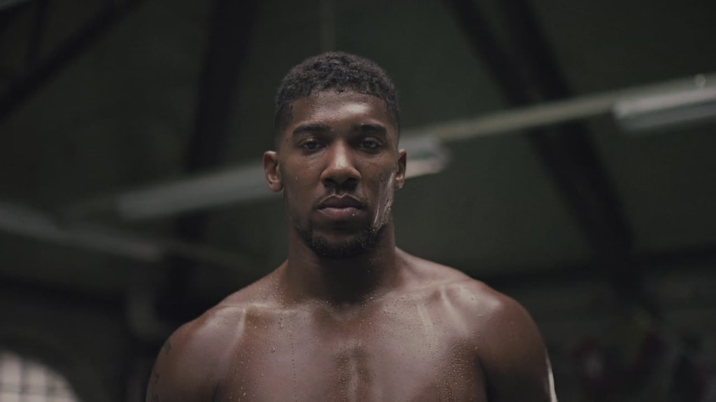 StubHub - Anthony Joshua (Director's Cut) (Music Agency: Dolce)