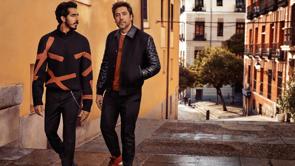 Zegna - Defining Moments: The Arrival ft. Javier Bardem & Dev Patel (Music Agency: Dolce)