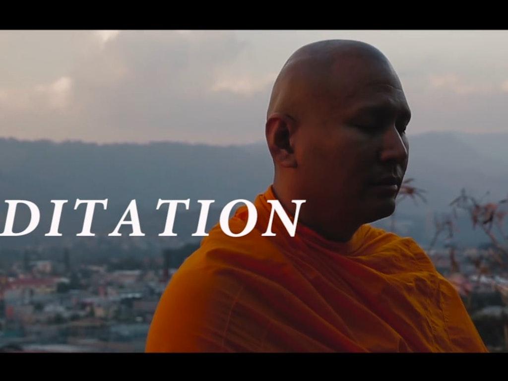 ¨On meditation¨ Documentary film - Trailer (2019)