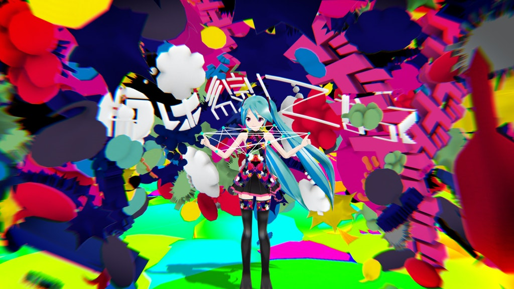 livetune feat. Hatsune Miku - Tell your world