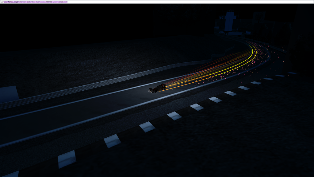 Sound of Honda 3D View