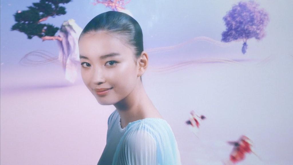 Shiseido Japanese Beauty rising