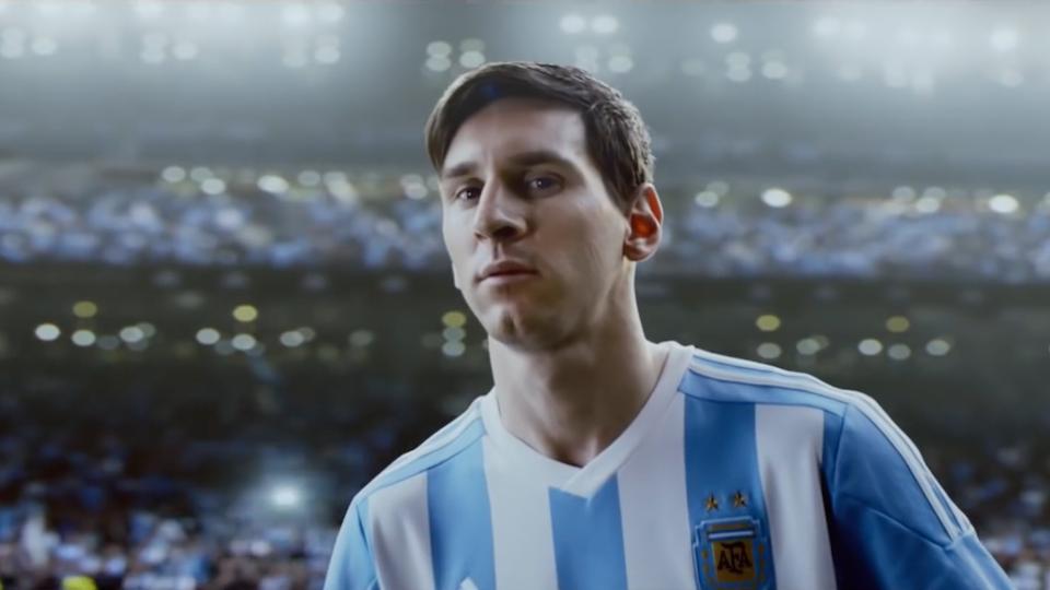KELLOGG'S - Storybook - 1. Messi