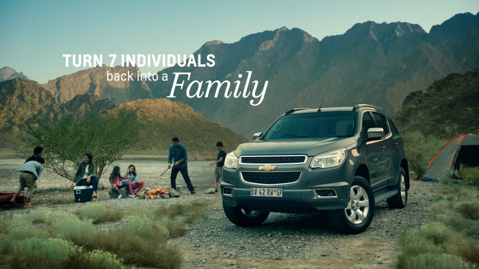 HUSH MUSIC - CHEVROLET - Trailblazer