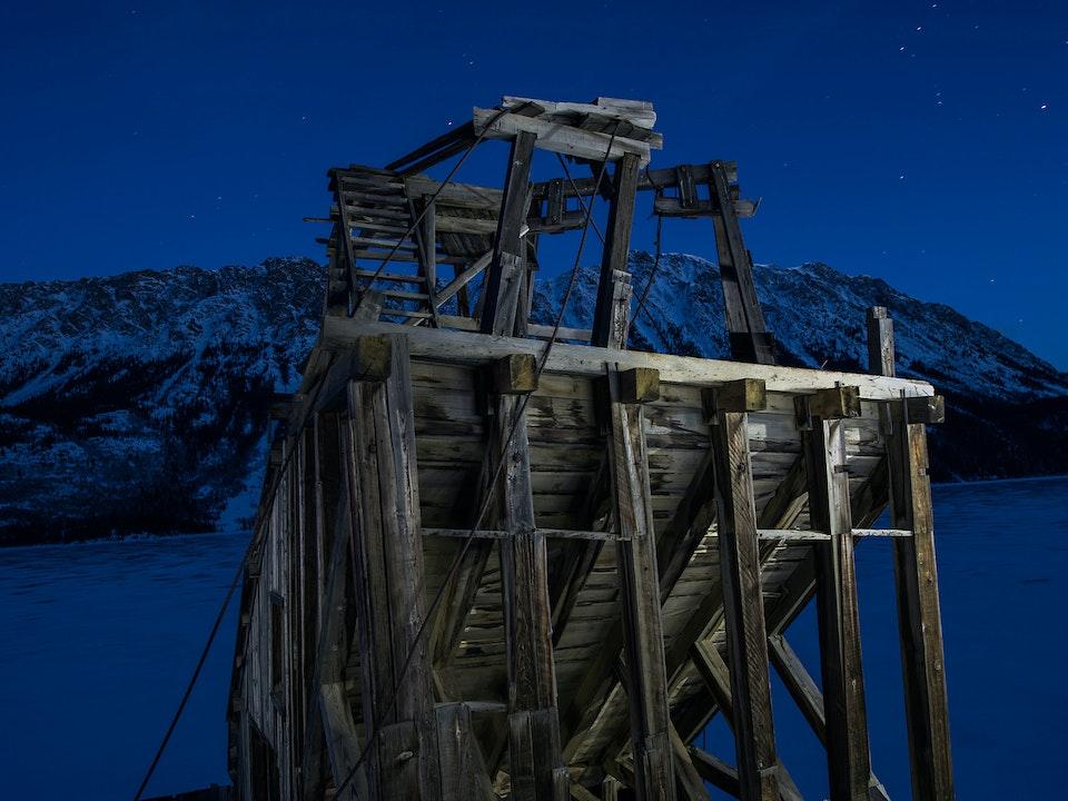 ALASKA & THE YUKON TERRITORY