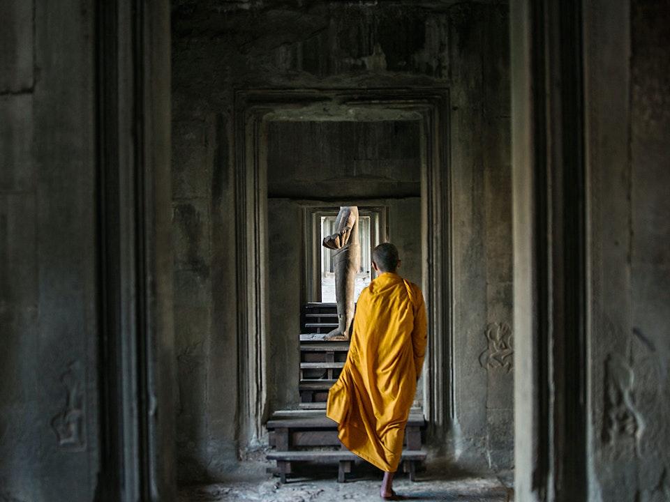 CAMBODIA & JAPAN
