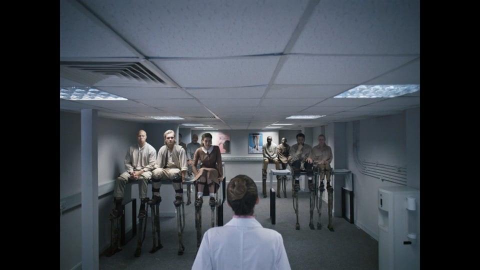 MEKEL BAILEY COSTUME DESIGNER: MEKEL BAILEY I 'STILTS'