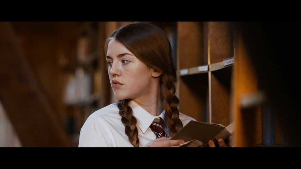 AMIE ENGLISH PRODUCTION DESIGNER: AMIE ENGLISH I 'THE LIBRARY' (FULL)